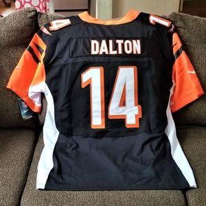 Nike NFL Dalton 14 Bangels XXL On Field Jersey NWT